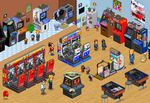 SuperPLAY Arcade by gunstar-red