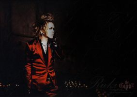 Wallpaper Ruki 2 - The Gazette by GueBehind