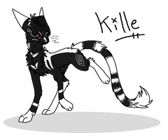 Kille sketch by RiotLizard