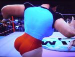 Chun-li piledrives Davey Richards last part by fzero64