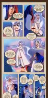 Webcomic - TPB - Chapter 8 - Page 13 by Dedasaur