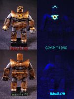 M.U.S.C.L.E NEW SUNSHINE number 221  by Undead Ed  by Undead-Art