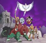 He-Man and Friends by Hyaroo