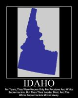 I'm Idaho by PsychoMonkeyShogun
