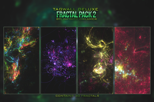 Fractal Pack 2 by infinity-dreamer