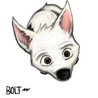 Bolt by kidbrainer