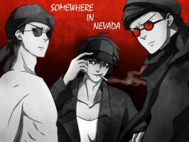 SOMEWHERE IN NEVADA by Esaka-Continues