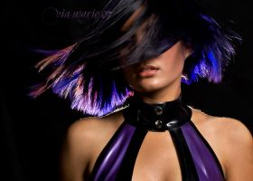 Electric Purple by viamarie
