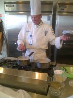 chef gene doing a demo by KMKramer44