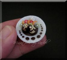 Miniature Ice Cream by ToothFairyMiniatures