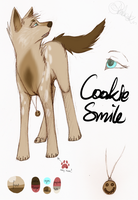 Cookie Smile CS by iimoa
