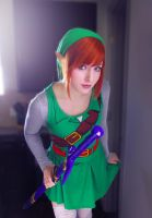 Link Cosplay2 by Tetra-Triforce