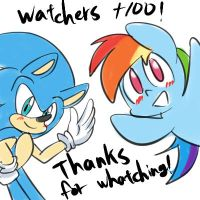 thanks for watching! by joycall3