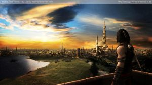 Future Of Persia by Vinay-TheOne