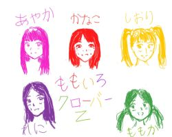 Momoiro Clover Z by writerserenyty