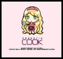 070806 Cook Commission by PrincessChex