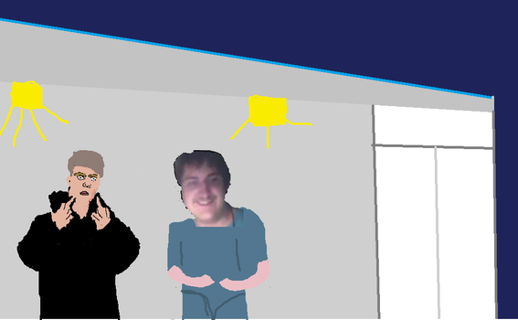 Me meeting my favorite rapper Yung Lean! by Noahs-Arts