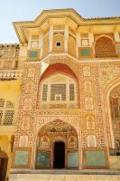 Amber Fort 2, Jaipur by wildplaces