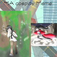 MonsterAcademy: Cosplay meme Nole by KitsPokePeople