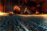 In the Cave of the Beast by bib993