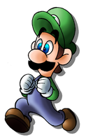 Year of Luigi by juanito316ss