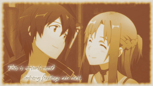 [V-card] SAO: Virtual word by 16thSquadSanseki