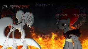 Pony Kombat New Blood 6 Round 4, Battle 1 by Macgrubor