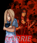 The Two Sides of Carrie White by kaya-carrie-ko