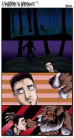 A Nightmare In Warehouse 13: Part Four by Foxfire141