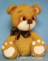 Elfin Thread - Teddy Bear 5 by ElfinThread