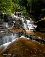 Brittania Falls by FireflyPhotosAust