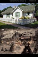 Fotolia Stockpocalypse- Survivors Soup Kitchen by swifty1988