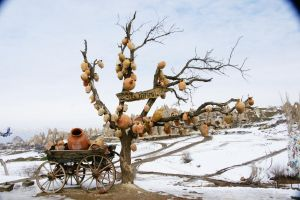 Pottery's tree by Heurchon