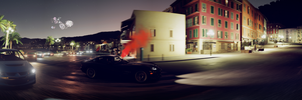 Fast and Furious - Forza Horizon 2 (panorama) by 2900d4u