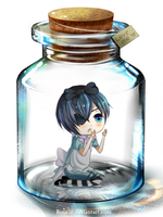 Ciel :: Let me out by Ruurin