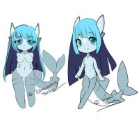 New shark bby  by xoWish