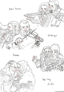 the Hobbit : all my life by LadyNorthstar