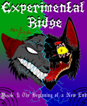 Experimental Ridge, Book 1 .,:Title Page:,. by hammer-Cat
