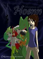 'Monsters of Hoenn' - cover by Leptocyon
