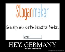 Hey, Germany by jiggajiggabambam