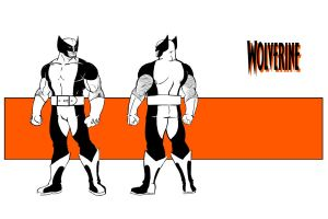 Wolverine Costume Redesign by JasonConrad