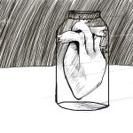 Heart in a Jar by dl