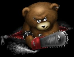Beware the Bear by AndrewDobell