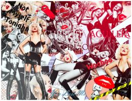 Bionic Album Collage by krlozaguilera