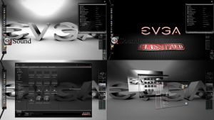 EVGA CLASSIFIED Windows 7 Desktop Theme for Win 7 by ionstorm01