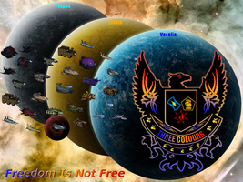Three Colours Alliance Banner by Cygnus-Xray-One
