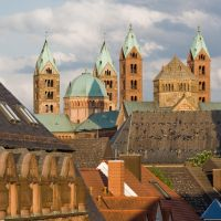 The Roofs Of Speyer by Quit007