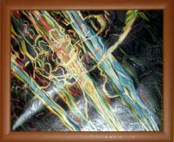 Abstract cosmos of ARt by artsoni