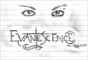 Evanescence Simple by Mr-MooDy-03