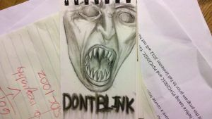 DONT BLINK by DeviousDevilDoll